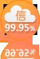 99.95%可用性
